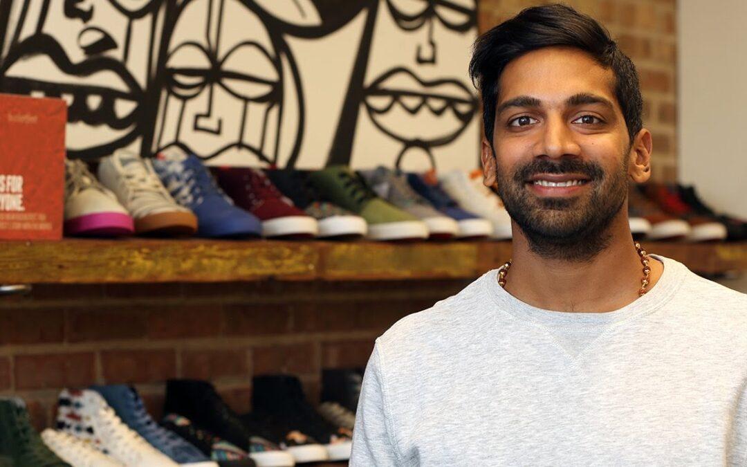 Episode 6 – Raaja Nemani: Finance Ninja to Entrepreneur Business Ninja